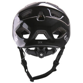 SixSixOne EVO AM Helmet metallic black